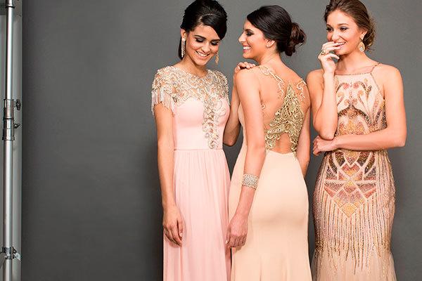 Editorial: vestidos de festa
