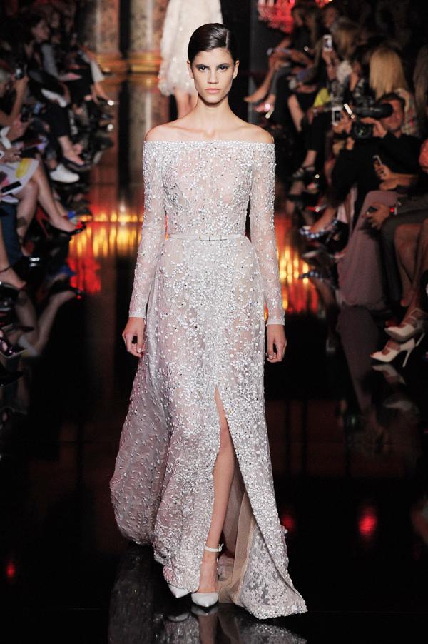 PixelformulaElie SaabWinter 2014 - 2015Haute CoutureParis