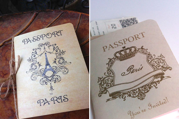 15 Convites Com Tema Paris Para A Festa De 15 Anos Constance