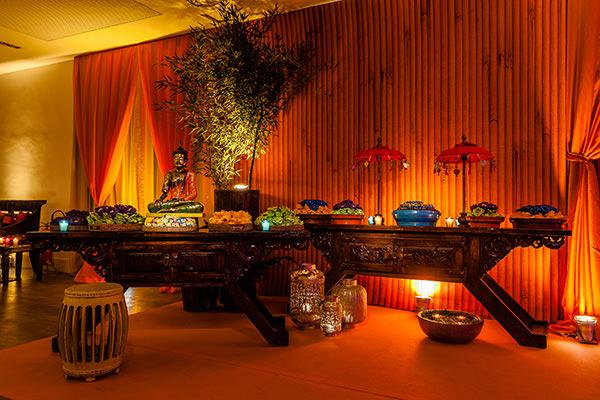 Festa de 15 anos, Tema Bali