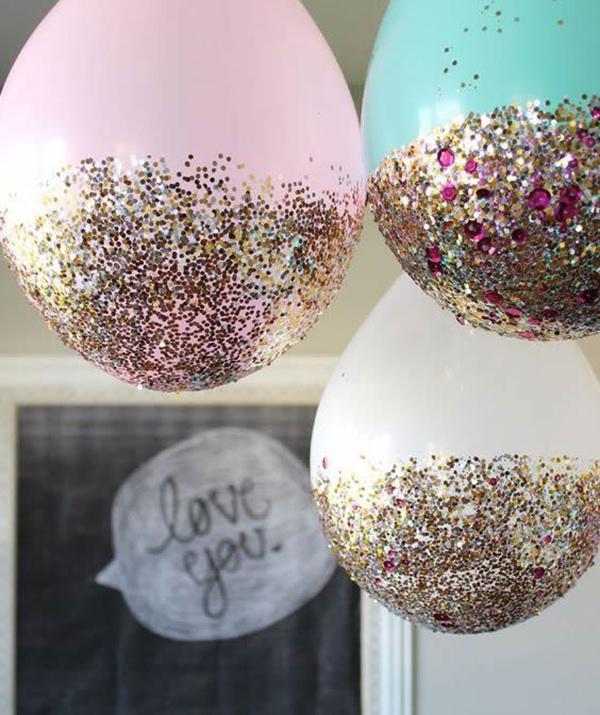DIY Glitter, Festa de 15 anos, Glitter