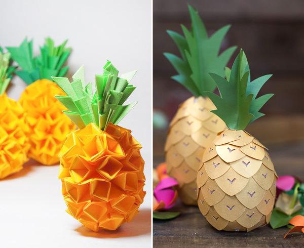 decoracao-com-abacaxis-festa-15-anos-1