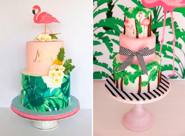 15 Bolos Com Flamingo Para A Festa De 15 Anos Constance Zahn 15 Anos
